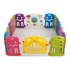 Детский манеж Babyhit Волшебный замок средний с эффектами (71512) от Будинок іграшок