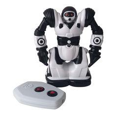 Интерактивная игрушка робот-гуманоид Мини Robosapien WowWee (W8085) от Будинок іграшок