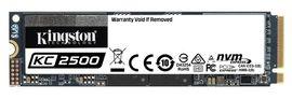 SSD накопитель KINGSTON KC2500 2000GB M.2 NVMe PCIe (SKC2500M8/2000G) от MOYO