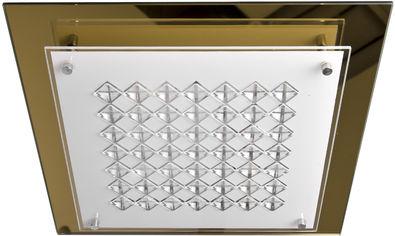 Настенно-потолочный светильник Brille BR-002 431C/2 E27 G (L74-001) от Rozetka