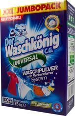 Порошок для стирки Waschkonig Universal 7.5 кг (4260353550959) от Rozetka