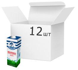 Упаковка молока ультрапастеризованного Простоквашино 3.2% 950 мл х 12 шт (4820226162001) от Rozetka