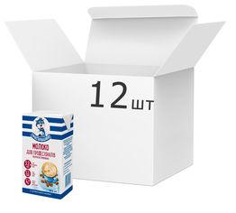 Акция на Упаковка молока ультрапастеризованного Простоквашино для профессионалов 3.2% 950 мл х 12 шт (4820226161967) от Rozetka