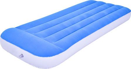 Матрас надувной детский Jilong 27501 157 x 66 х 23 см голубой (JL27501_blue) от Rozetka