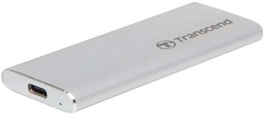 Transcend ESD240C 480GB USB 3.1 Type-C 3D NAND TLC (TS480GESD240C) External от Rozetka