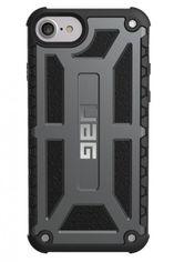 Чехол UAG для iPhone SE 2020/8/7/6S/6 Monarch Graphite Black от MOYO