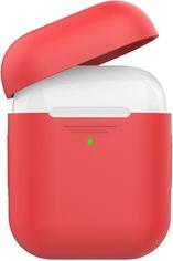 Силиконовый чехол AhaStyle дуо для Apple AirPods Red (AHA-02020-RED) от Rozetka