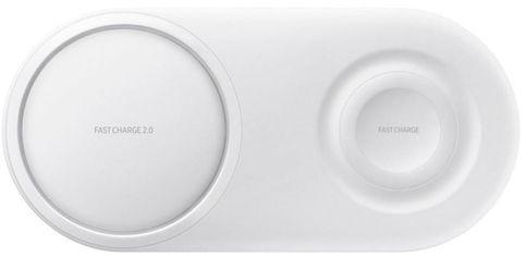 Беспроводное зарядное устройство Samsung EP-P5200 Wireless Charger Duo White (EP-P5200TWRGRU) от Rozetka
