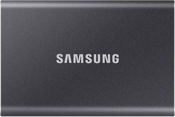 SSD накопитель SAMSUNG USB Type-C 500GB T7 Titan Gray MU-PC500T/WW от MOYO