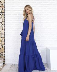 Платья ISSA PLUS 12027  S синий от Issaplus