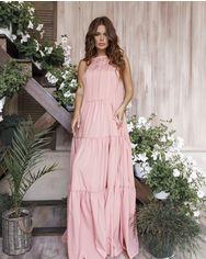Платья ISSA PLUS 12027  M розовый от Issaplus