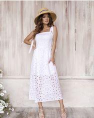 Платья ISSA PLUS 12053  S белый от Issaplus