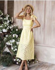 Платья ISSA PLUS 12053  M желтый от Issaplus