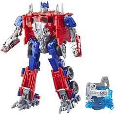 Transformers Hasbro Заряд Энергона 20 см Tra MV6 Energon Igniters 20 Optimus Prime E0700_E0754 от Stylus