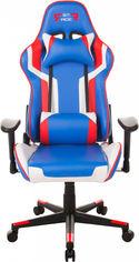 Кресло для геймеров GT RACER X-2530 Blue/White/Red от Rozetka