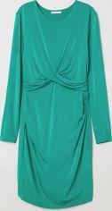 Платье H&M XAZ173108UHQE XS Зеленое (DD2000002393252) от Rozetka