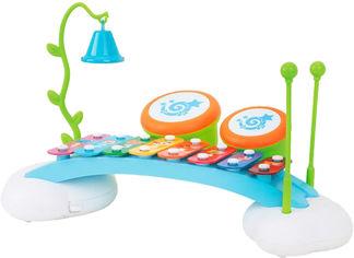 Игрушка Hola Toys Ксилофон-радуга (909) (6944167190997) от Rozetka