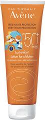 Акция на Солнцезащитное молочко для детей Avene SPF 50+ 100 мл (3282779402903) от Rozetka