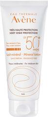 Солнцезащитное молочко минеральное Avene SPF 50+ для гиперчувствительной кожи 100 мл (3282779355872) от Rozetka