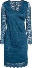 Платье H&M XAZ098158YZNE L Бирюзовое (DD2000001827727) от Rozetka