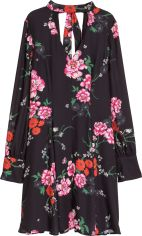 Платье H&M XAZ072445YMSO 42 Черное (DD2000002131038) от Rozetka