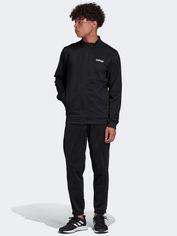 Костюм Adidas Linear Tricot FM0616 2XL Black (4062054895663) от Rozetka