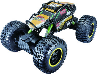 Автомодель на р/у Maisto Tech Rock Crawler Pro (81334_black) от Rozetka