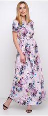 Платье Anastasimo 0166-d-1 XXL (52) Лилово-розовое (ROZ6400002518) от Rozetka