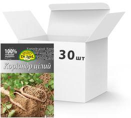 Упаковка кориандра Dr.IgeL целого 10 г х 30 шт (14820155170754) от Rozetka