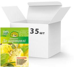 Упаковка приправы Dr.IgeL к картофелю 20 г х 35 шт (14820155170136) от Rozetka