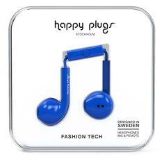 Happy Plugs Earbud Plus Cobalt от SportsTerritory