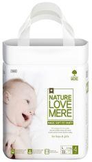 Подгузники-трусики NatureLoveMere Magic Soft Fit L (7-11 кг), 22 шт. от Pampik
