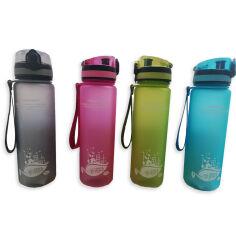 Бутылка пластиковая Olens Лайм 600 мл 16110-25  цвет серый от Podushka