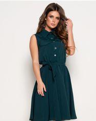 Платья ISSA PLUS 10817  XL темно-зеленый от Issaplus