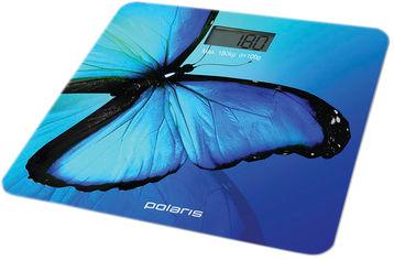 Акция на Весы напольные POLARIS PWS 1878DG Butterfly от Rozetka