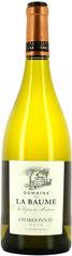 Акция на Вино Domaine La Baume Chardonnay белое сухое 0.75 л 14.5% (3500610044571) от Rozetka