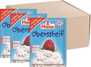 Акция на Упаковка загустителя сливок Haas 8 г х 75 шт (9055500168256) от Rozetka
