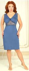 Ночная рубашка Violet Delux НС-М-47 2XL Синяя (2000000050522) от Rozetka