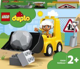 Конструктор LEGO DUPLO Town Бульдозер 10 деталей (10930) от Rozetka