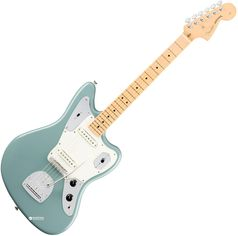 Электрогитара Fender American Professional Jaguar MN (224615) Sonic Gray от Rozetka