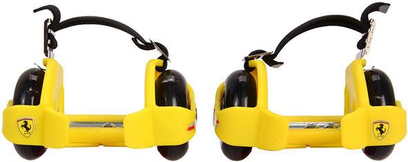 Роликовые коньки Ferrari Желтые (6923744005961) от Rozetka