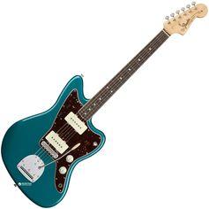 Электрогитара Fender American Original '60s Jazzmaster RW (226539) Ocean Turquoise от Rozetka
