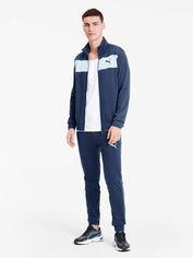 Спортивный костюм Puma Techstripe Tricot Suit Cl 58159543 M Dark Denim (4062451363949) от Rozetka