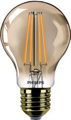 Светодиодная лампа Philips Filament LED Classic 5.5-48 Вт A60 E27 825 CL GNDAPR (929001941708R) 4 шт. от Rozetka