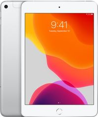 Планшет Apple iPad mini 5 Wi-Fi + Cellular 64GB Silver (MUX62RK/A) от Rozetka