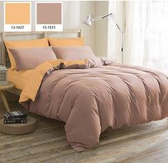 Комплект постельного белья Mirson Бязь Evelina (13-1027 + 15-1511) 160х220 (2200001478039) от Rozetka
