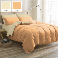 Акция на Комплект постельного белья Mirson Бязь Nicoletta (12-0712 + 13-1027) 160х220 (2200001478138) от Rozetka