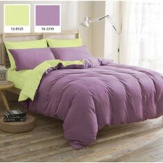 Комплект постельного белья Mirson Бязь Batista (12-0525 + 16-3310) 160х220 (2200001477926) от Rozetka