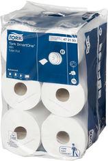 Туалетная бумага Tork SmartOne в мини-рулонах 12 рулонов (TORK472193) от Rozetka