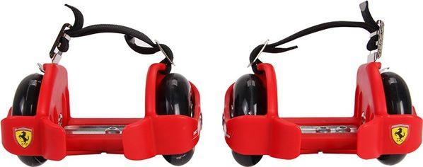 Роликовые коньки Ferrari Красные (6923744034183) от Rozetka